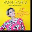 Cover: Anna-Maria Zimmermann - 1, 2, 3, 4: Heute Nacht da feiern wir!
