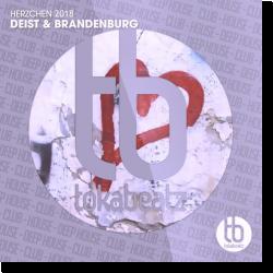 Cover: Deist & Brandenburg - Herzchen 2018