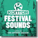 Cover:  Kontor Festival Sounds 2018 - The Opening Season - Various Artists