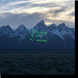 Cover: Kanye West - ye