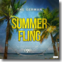 Cover:  The German - Summer Fling