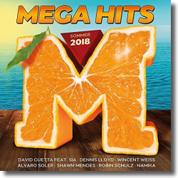 Cover: MegaHits Sommer 2018 - Various Artists