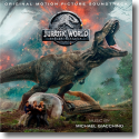 Cover:  Jurassic World 2 - Original Soundtrack
