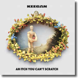 Cover: Keegan - An Itch You Can't Scratch