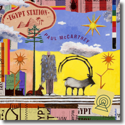 Cover: Paul McCartney - Egypt Station
