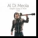 Cover:  Al Di Meola - Elegant Gypsy & More LIVE