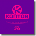 Cover:  Kontor Top Of The Clubs Vol. 79 - Various Artists