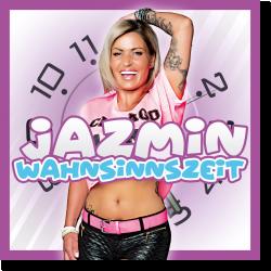 Cover: Jazmin - Wahnsinns Zeit