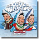 Cover:  Die jungen Zillertaler - Obercool im Haifischpool