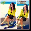 Cover: Antonia aus Tirol - Boom Bäng - Das ist unser Sommer