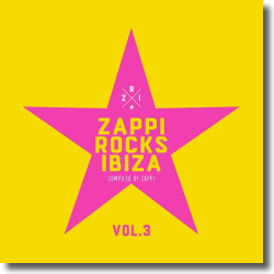 Cover: Zappi Rocks Ibiza Vol. 3 - Various Artists