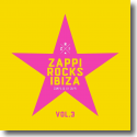 Cover:  Zappi Rocks Ibiza Vol. 3 - Various Artists