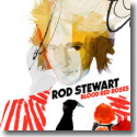 Cover:  Rod Stewart - Blood Red Roses
