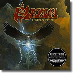 Cover: Saxon - Thunderbolt (Special Tour Edition)