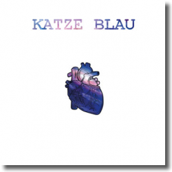 Cover: Katze Blau - Blue Hearts