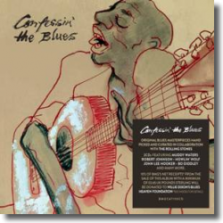 Cover: Confessin' The Blues - Various Artists