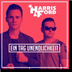 Cover: Harris & Ford - Ein Tag Unendlichkeit