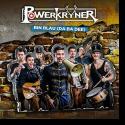 Cover:  Powerkryner - Bin Blau (Da Ba Dee)