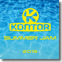 Cover:  Kontor Summer Jam 2018 - Various Artists