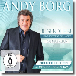 Cover: Andy Borg - Jugendliebe - unvergessene Schlager