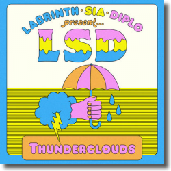 Cover: LSD feat. Sia, Diplo & Labrinth - Thunderclouds