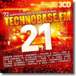 Cover: TechnoBase.FM Vol. 21 - Various Artists