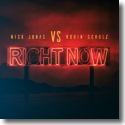 Cover: Nick Jonas vs. Robin Schulz - Right Now