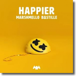 Cover: Marshmello & Bastille - Happier