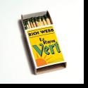 Cover:  Rich Webb - Le Rayon Vert