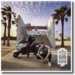 Cover: Bonez MC & RAF Camora - Palmen aus Plastik 2
