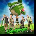 Cover:  Die Draufgänger - Cordula Grün