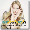 Cover:  Natalyah - Badder Than You