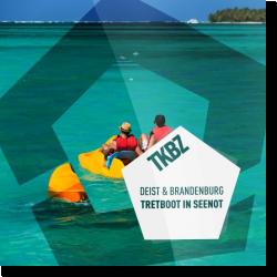 Cover: Deist & Brandenburg - Tretboot in Seenot