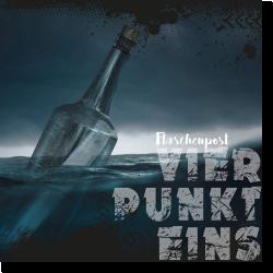 Cover: VierPunktEins - Flaschenpost