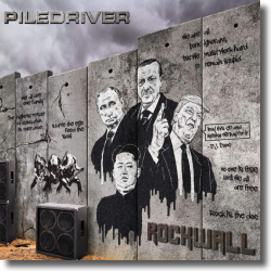 Cover: Piledriver - Rockwall