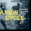Cover:  Sepalot Quartet - A New Cycle
