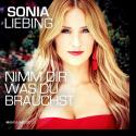 Cover:  Sonia Liebing - Nimm dir was du brauchst