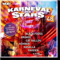 Cover: Karneval der Stars 48 - Various Artists
