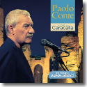 Cover:  Paolo Conte - Live in Caracalla - 50 Years of Azzurro