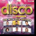 Cover:  Die Deutschen Disco Charts - Hits des Jahres - Various Artists