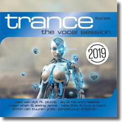 Cover: Trance: The Vocal Session 2019 - Various Artists