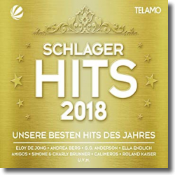 Cover: Schlager Hits 2018 - Various Artists