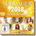 Cover:  Schlager 2018 - Die Hits des Jahres - Various Artists