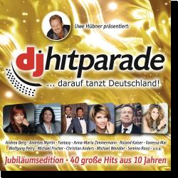 Cover: DJ Hitparade (Jubiläumsedition) - Various Artists