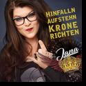 Cover:  Jana Meyerdierks - Hinfalln, aufstehn, Krone richten
