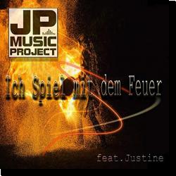 Cover: JP Music Project - Ich spiel mit dem Feuer