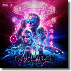 Cover: Muse - Simulation Theory