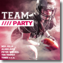 Cover:  Team Party - Various Artists