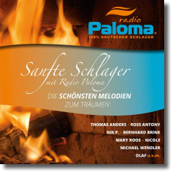 Cover: Sanfte Schlager mit Radio Paloma - Various Artists