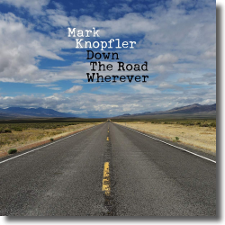 Cover: Mark Knopfler - Down The Road Wherever